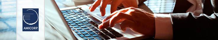 Uso de la plataforma de Amicorp para gestionar los estados financieros