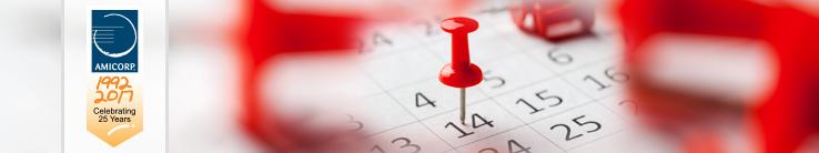 Los plazos para los informes del CRS se acercan rápidamente